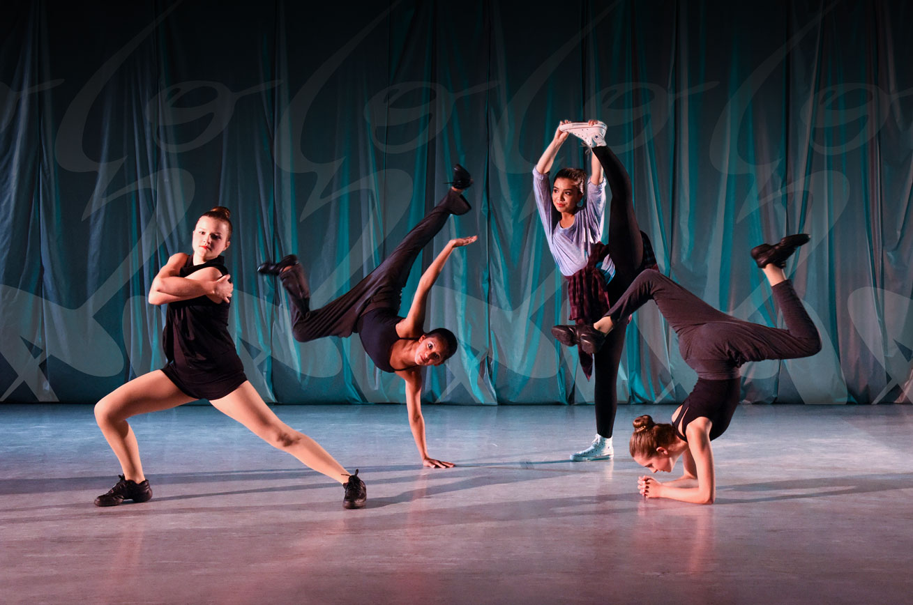 Modern Dance Arts performers